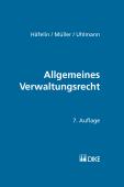 Allgemeines Verwaltungsrecht ePUB (alte Version)