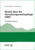 Gesetz über die Verwaltungsrechtspflege des Kantons St. Gallen (VRP)