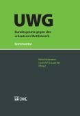 Bundesgesetz gegen den unlauteren Wettbewerb (UWG)
