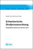 Schweizerische Strafprozessordnung