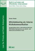 Whistleblowing als interne Risikokommunikation