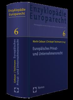 Europäisches Privat- und Unternehmensrecht