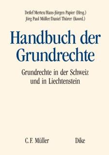 Handbuch der Grundrechte