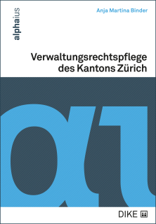 Verwaltungsrechtspflege des Kantons Zürich
