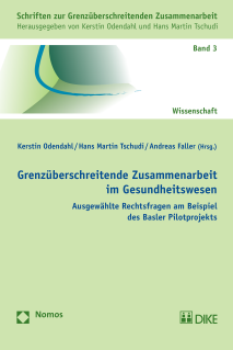 Grenzüberschreitende Zusammenarbeit im Gesundheitswesen