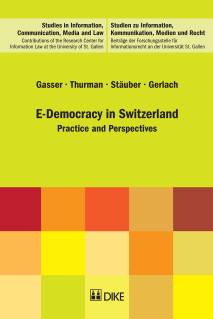 E-Democracy in Switzerland