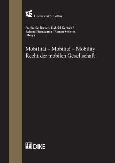 Mobilität – Mobilité – Mobility
