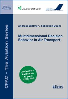Multidimensional Decision Behavior in Air Transport