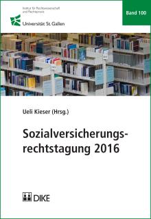 Sozialversicherungsrechtstagung 2016