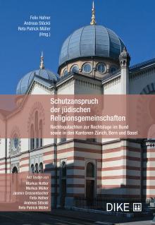 Schutzanspruch der jüdischen Religionsgemeinschaften