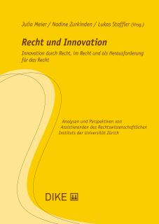 Recht und Innovation